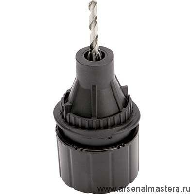 АКЦИЯ! Патрон для свёрл D2.4-19.0 мм Large Bit Chuck Darex DA 70100 PF для станков  Drill Doctor 500X и 750X М00006081