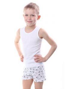 Р157664 Майка для мальчика от Свитанок Белоруссия