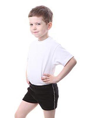 Футболка для мальчика Ластик