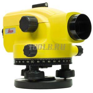 Leica Jogger 24 c поверкой - оптический нивелир