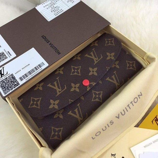 Кошелек Louis Vuitton Emilie реплика 1:1