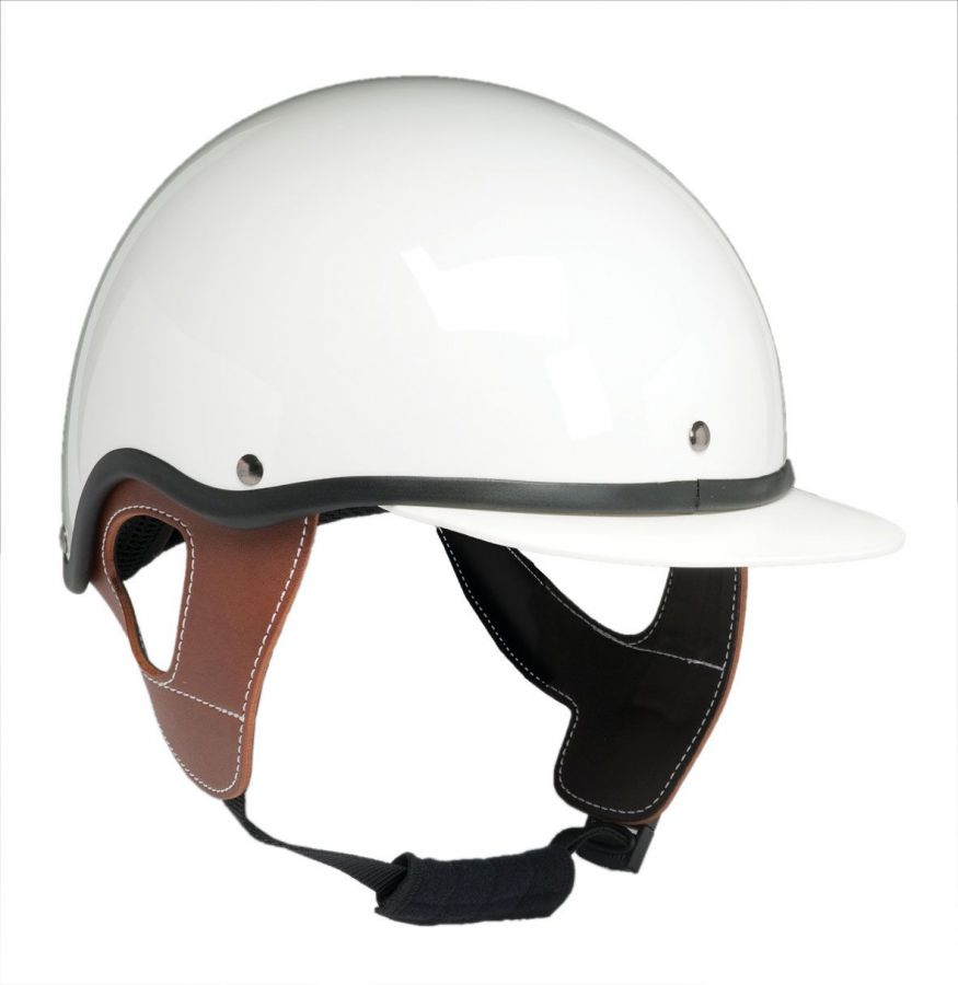 """Шлем для наездника """"W-Trotting"""" Облегченный."""