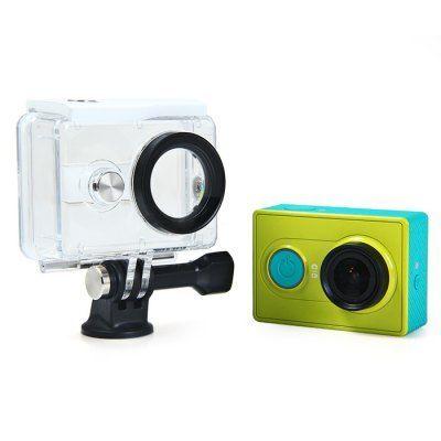 Подводный кейс Xiaomi для Yi Action camera ( Белый)