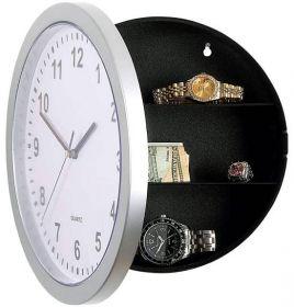 Часы с тайником.