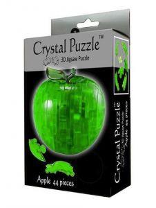 """3D головоломка """"Яблоко"""" (зеленое)"""