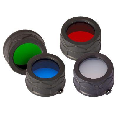 Цветные фильтры Nitecore Ø34мм (4 цвета)