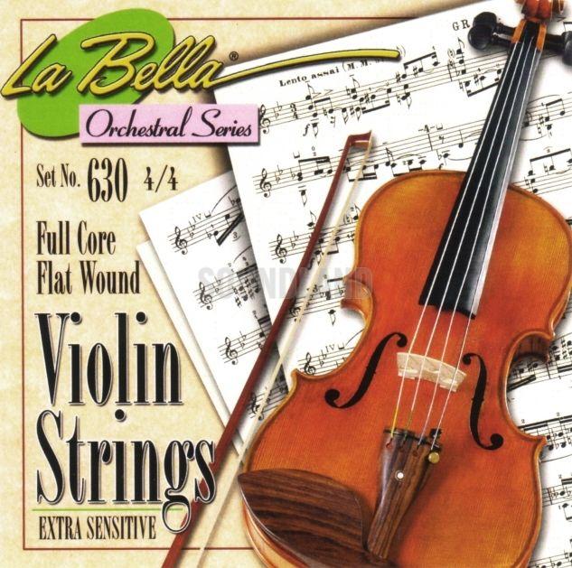 LA BELLA 630 Струны для скрипки