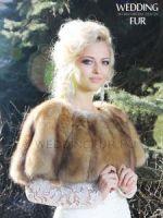 Меховые палантины и накидки из соболя на платье купить