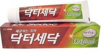 Зубная паста с маслом чайного дерева Dr. Sedoc Original CJ LION