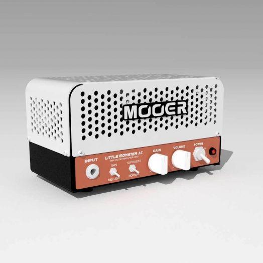 Гитарный стек MOOER LITTLE MONSTER AC + ORANGE PPC108
