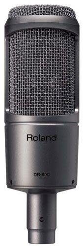 ROLAND DR-80C Студийный конденсаторный микрофон