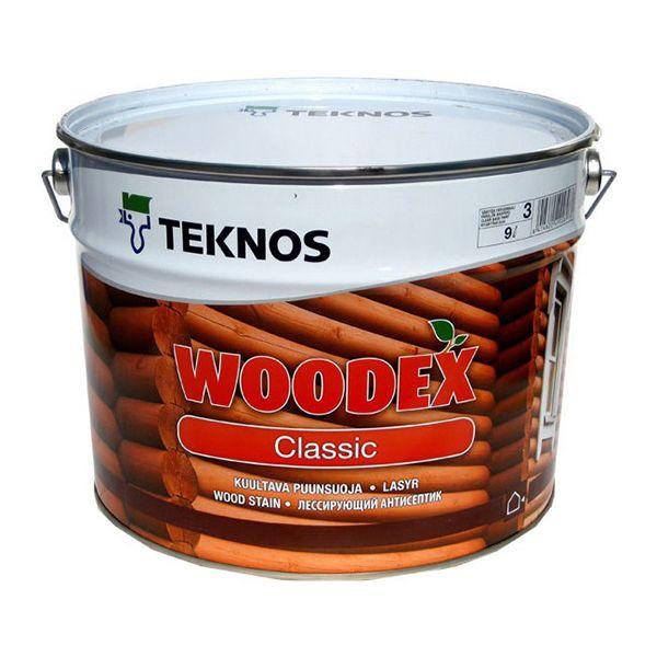 Лессирующий антисептик WOODEX CLASSIC