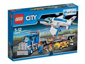 Lego City 60079 Транспортер для учебных самолетов