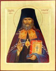 Гермоген Тобольский (рукописная икона)