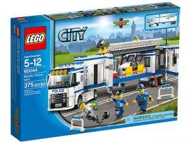 Lego City 60044 Выездной отряд полиции #
