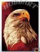 "Картина по номерам ""Гордый орел"""