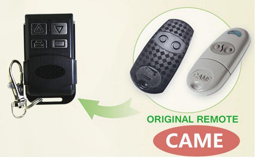 Пульт RINDY CX-FX для CAME (TOP 432 NA, TOP 432 SA, TOP 432 EE, TOP 432 EV).