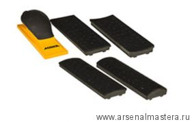 Комплект ручного блока Premium 40 отверстий 70х198 мм MIRKA 8391520111