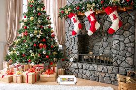 """Фон стена """"Fireplace"""""""