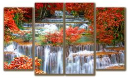 Ступени водопада