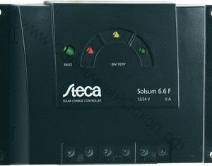 Steca Solsum 6.6F 6А 12/24V