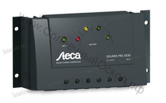 Steca Solarix PRS 3030 30А 12/24V