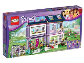 Lego Friends 41095 Дом Эммы #