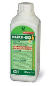 Макси-Дез М / дез.средство концентрат / 1 л