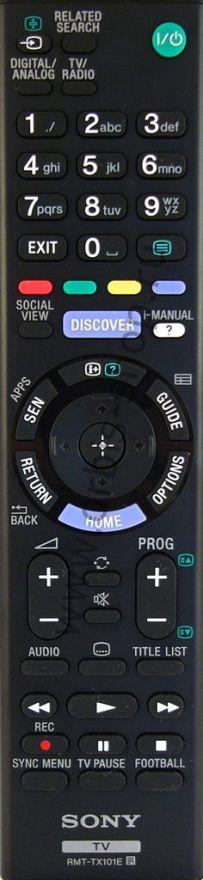 Пульт Sony RMT-TX101E