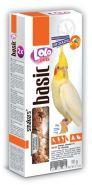 LoLo Pets Smakers Крекеры для средних попугаев с фруктами (90 г)