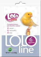 Lolo Pets Lololine Sing Song для канареек, улучшающая пение (50 г)