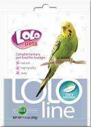 """Lolo Pets Lololine для волнистых попугаев """"Густые перья"""" (20 г)"""
