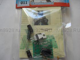 Радиоконструктор № 011, Усилитель мощности НЧ на TDA2003