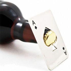 Открывалка для бутылок - Туз пик