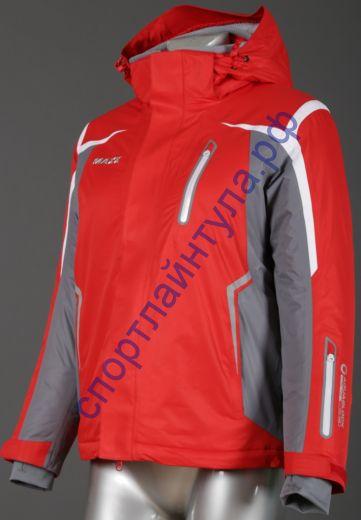 Куртка горнолыжная мужская MAXX 201462 красная