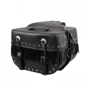 PROUD TO RIDE Кофры для мотоцикла SB4001S, цвет Черный