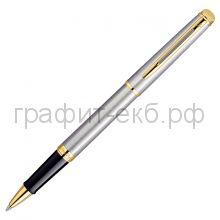 Ручка-роллер Waterman Hemisphere GT сталь/позолота S0920350