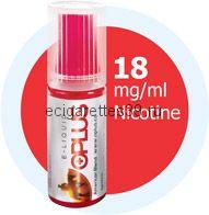 Жидкость OPLUS (содержание никотина 18 мг.)