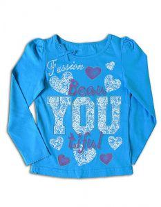 Л400 Блуза для девочки от Basia Россия