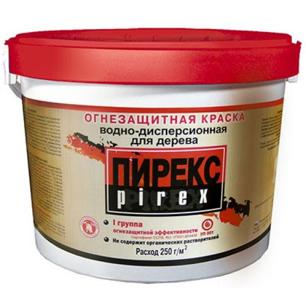 Огнезащитная краска для древесины Dali Pirex