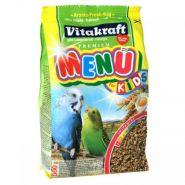 Vitakraft Menu for Kids Корм для птенцов волнистых попугаев (500 г)