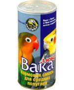 Вака Люкс Корм для средних попугаев (900 г)