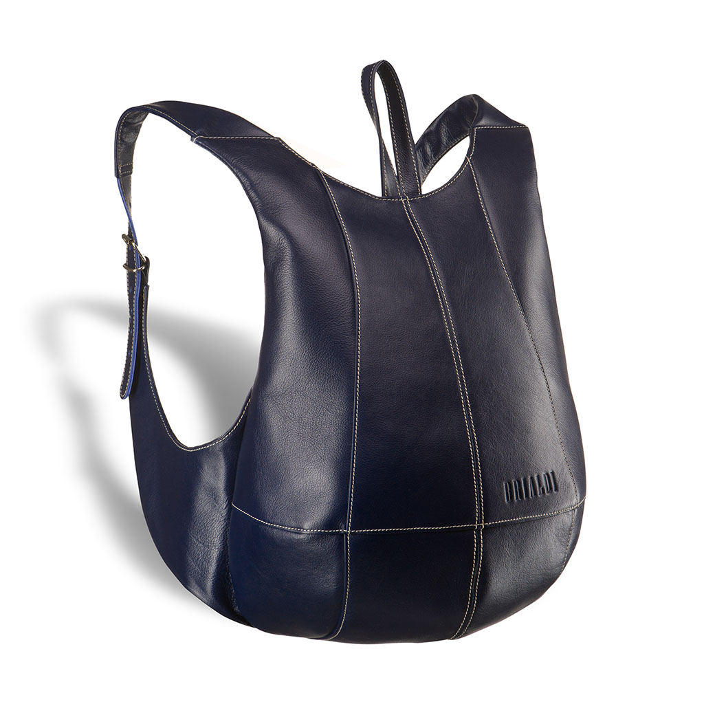4a2ff28fd75e Кожаный рюкзак BRIALDI Scorpion (Скорпион) navy. ‹ ›