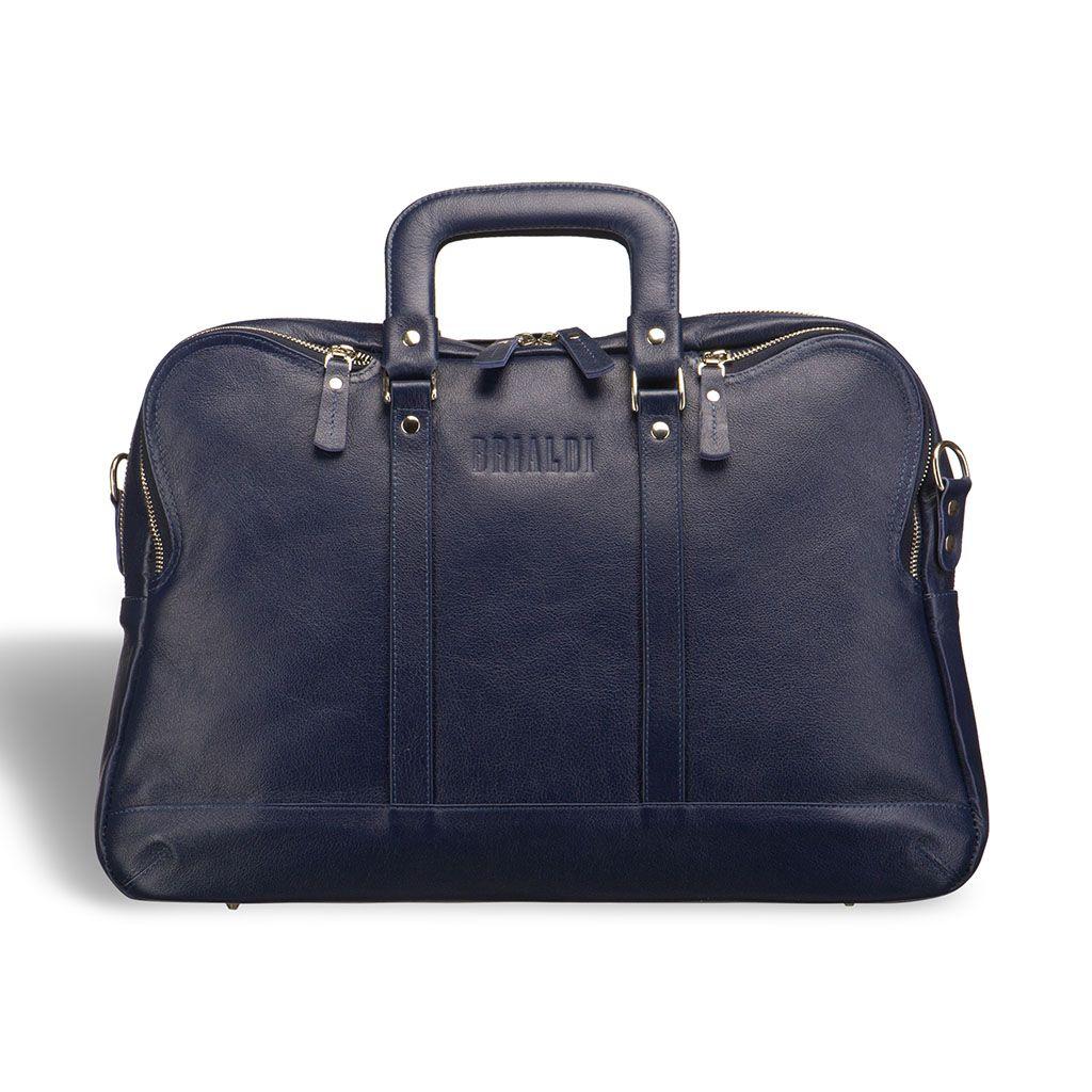 637cde566543 Деловая сумка в ретро-стиле Pasadena (Пасадена) navi