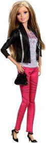 Кукла Барби Black and Silver Jacket, серия Уличный стиль, BARBIE