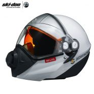 Зимний шлем Ski-Doo BV2S, Белый
