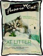 Fussie Cat Комкующийся наполнитель (5 л)