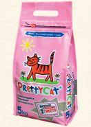 Pretty Cat Euro Mix Комкующийся глиняный наполнитель (5 кг)