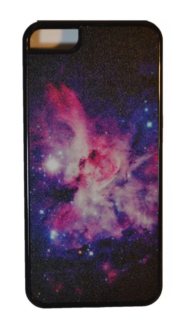 Матовый чехол на iphone 5/5s (Космос 7)