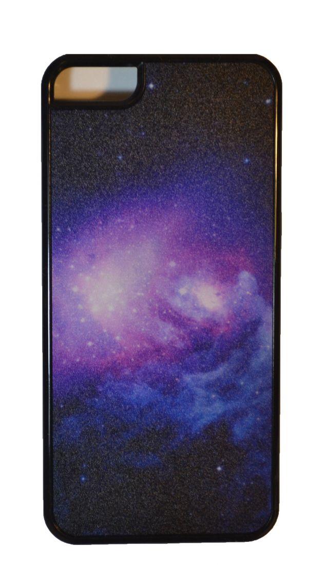 Матовый чехол на iphone 5/5s (Космос 4 )
